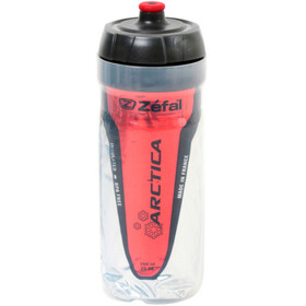 Zefal Arctica 55 Thermoflasche 550 ml rot